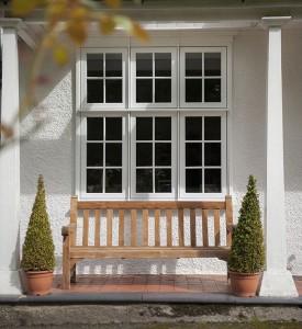 Georgian Window Example